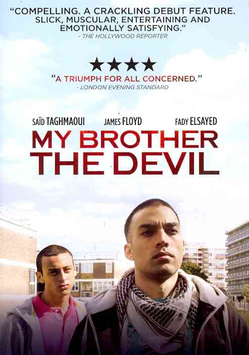 MY BROTHER THE DEVIL BY FLOYD,JAMES (DVD)